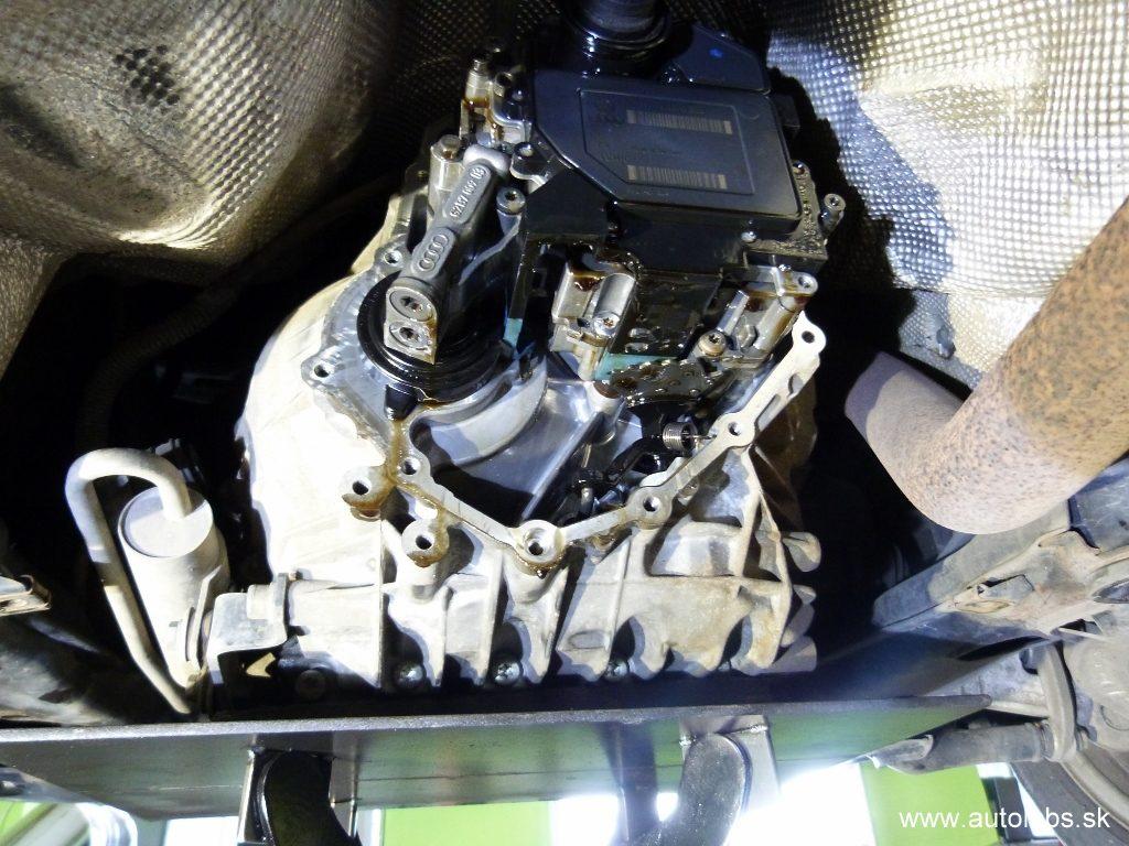 audi a4 2005 oprava ZF automatickej prevodovky